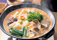 京風みそ鍋