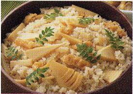 筍炊き込みご飯