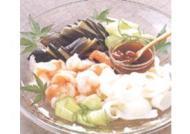 海鮮くずうちサラダ
