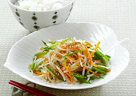 野菜のナムル