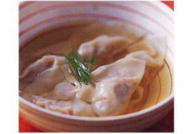 餃子スープ
