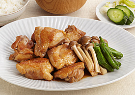 鶏のさっぱり照り焼き