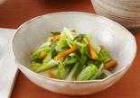 白菜の和えもの