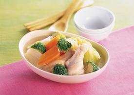 冬野菜の和風ポトフ