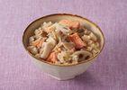 鮭とれんこんの炊き込みご飯
