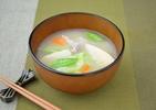 春野菜のとん汁