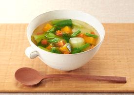 緑黄色野菜のすうぷ