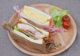 和サンド(たまご焼き&照り焼きチキン)