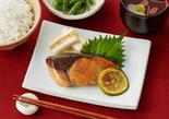 ぶりの柚庵焼き