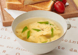かきたま和スープ