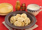 ペリメニ(ロシア風水餃子)