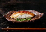 白身魚のだしマヨネーズ焼き