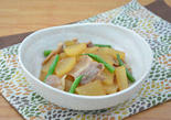 豚バラと大根の簡単煮