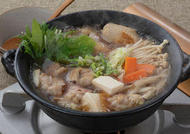 甘辛とり鍋