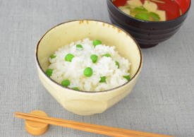 ご飯 豆 農家の豆ご飯は手抜きです。 #ホマレ姉さんのレシピ│hitotema|ひとてま