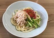 サラダ和え麺